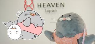 HEAVEN Japan オリジナルキャラクター紹介