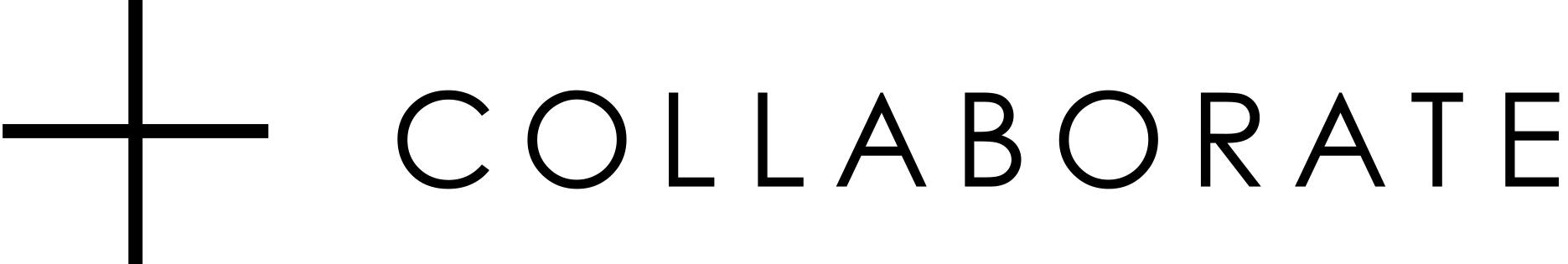 +COLLABORATEのロゴマーク