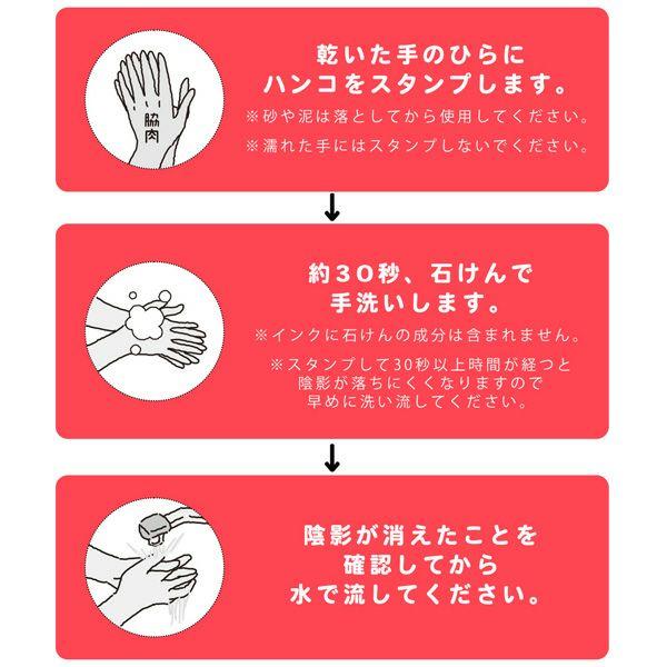 脇肉ウォッシャーの使い方(手洗い)